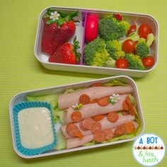 Bento lunch for an adult in a monbento box.