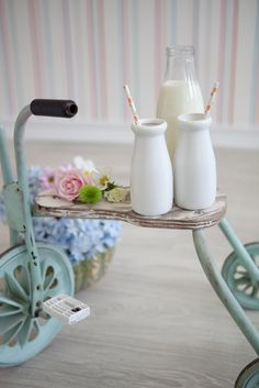 shabby tricycle
