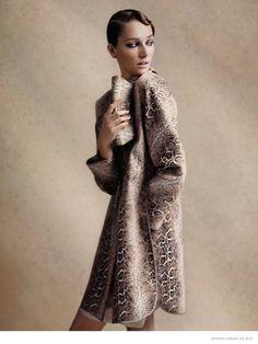 801527ae83 Giorgio Armani Goes Minimal for Spring 2015 Campaign