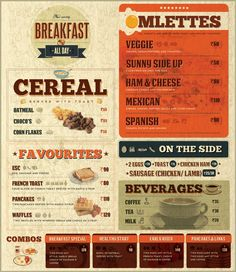 Square Ruth - American Diner by Anup K.R, via Behance