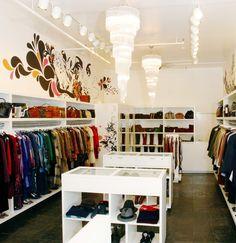 Amarcord Vintage Fashion - Bedford Ave, Williamsburg, Brooklyn, NYC.