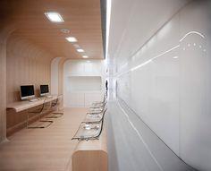 Quite beautiful - Estudio Arquitectura Hago dental office