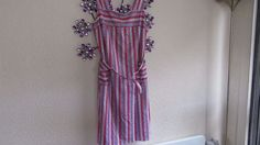 Red   Summer sun Dress  two  pockets  size 20   #Unbranded #Sundress #Casual
