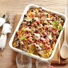 Our Most Popular Quick and Easy Ground Beef Recipes - Quick & Easy - Recipe.com
