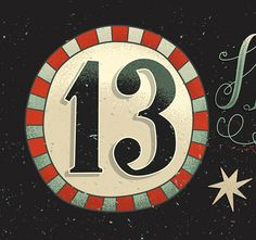 Just my TYPE - collection by Steve Simpson, via Behance