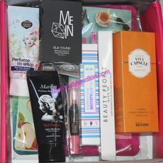 Memebox Global Edition 14 beauty box review, unboxing, codes