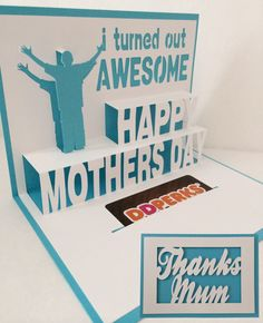 Mothers Day Pop Up Card
