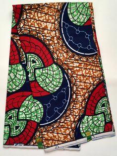 A personal favorite from my Etsy shop https://www.etsy.com/listing/478669854/african-print-fabric-dutch-wax-ankara