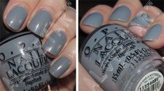 I Don't Give A Rotterdam - OPI Holland collection 2012