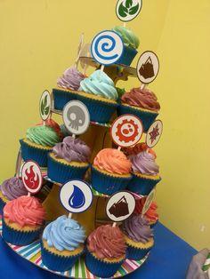 Skylanders Elements Printable Cupcake Toppers  by alilfrostingshop