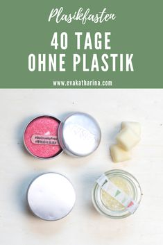 The problem with the plastic, why plastic fasting makes sense and how I intend to get along without No Waste, Reduce Waste, Be Natural, Natural Life, Change Is Good, Organic Beauty, Sustainable Living, Organization Hacks, Helpful Hints