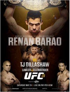 UFC 173: Barao Vs. Dillashaw