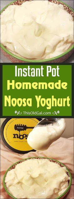 Instant Pot Homemade