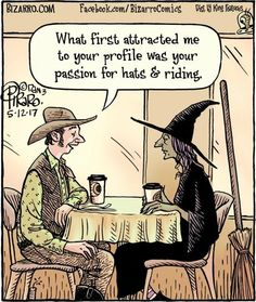Halloween Vibes & Some Online Dating Humor Halloween Cartoons, Halloween Fun, Halloween Humor, Halloween Quilts, Halloween Witches, Halloween Pictures, Halloween Season, Vintage Halloween, Funny Quotes