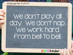 Truth About Teaching