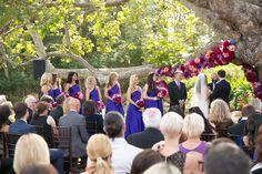 Adamson House, Malibu #weddings #bride #groom #ceremony Photographed by Michael Segal #michaelsegal #michaelsegalphoto #michalsegalweddings