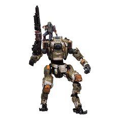 "McFarlane Toys Titanfall 2 BT-7274 10"" Deluxe Figure NEW"