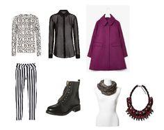 Outfit van de dag: vrijdag #Printmix  #Monki #Mango #Cos #MellowYellow #Zara  Meer weten? Klik:
