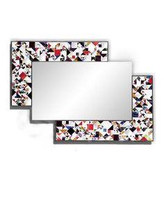 ♥♥♥♥ Contemporary mirrors - Kaleidoscope http://piaggi.co.uk/store #mirrors #design