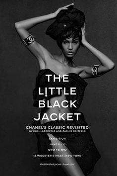"Chanel will host its ""Little Black Jacket"" exhibit in NYC from June 8-15 at 18 Wooster Street and will showcase 113 photographs based around the classic theme."