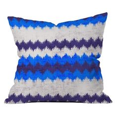 DENY Designs Chevron Kilim Throw Pillow
