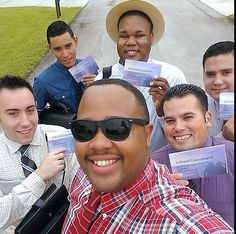 Nothing better than an army of young brothers campaigning for our Regional Convention. Psalm 110:3 West Palm Beach, FL. ♥•.¸¸.•♥   JW.org has the Bible & bible based study aids to read, watch, listen & download in 300+ (sign included) languages. They also offer free in home bible studies.  All at no charge.