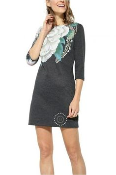Desigual - šaty Dresses For Work, Fashion, Moda, Fashion Styles, Fashion Illustrations