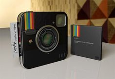 Instagram Socialmatic Camera to Go from Concept to Physical Product
