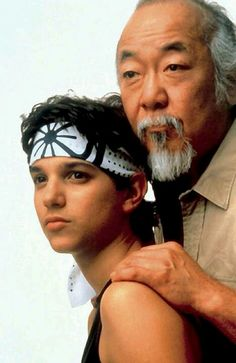The Karate kid....Pat & Ralph
