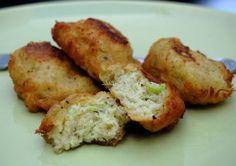 Buñuelos de Calabacín. Unos buñuelos griegos deliciosos.
