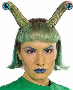Alien Eyes Headband                                                       …