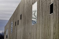 Fagerborg kindergarten // Reiulf Ramstad Architects