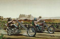 Dave Mann ER Aug 78 Desert Run 1617 X 1065