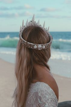 Wild & Free Jewelry | La Jolla Mermaid Crown