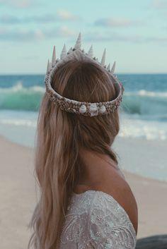 Beautiful crown | La Jolla Mermaid Crown