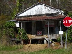 Vanishing Eastern Kentucky: Country Store, Martha, Lawrence Co. KY
