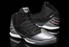 new product 5c7d9 97777 Adizero Rose 2.5 Playoff Adidas D Rose, D Rose Shoes, Adidas Basketball  Shoes,