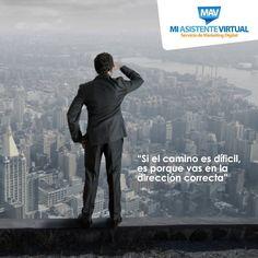 Todo sacrificio tiene su recompensa ;)   #Motivación #MiAsistenteVirtual #Emprendedores