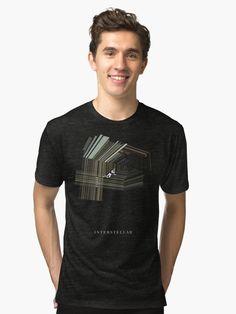 Interstellar t-shirt #sciencefiction #scifi #fanart #movie #cinema Interstellar, Science Fiction, Sci Fi, Fanart, T Shirt, Cinema, Mens Tops, Movies, Movie Posters