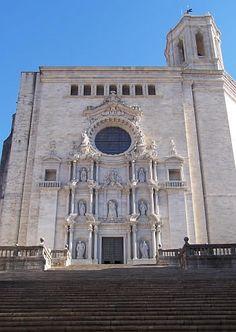 Catedral de Girona Santa Maria