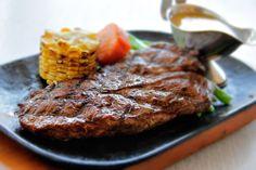 Rib-eye Steak - Bigby's Café and Restaurant Cagayan de Oro