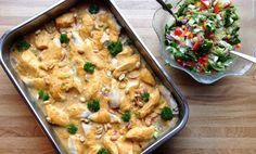 lindastuhaug - lidenskap for sunn mat og trening Asian Recipes, Gourmet Recipes, Snack Recipes, Healthy Recipes, Snacks, Ethnic Recipes, Recipe Boards, Food Inspiration, Macaroni And Cheese