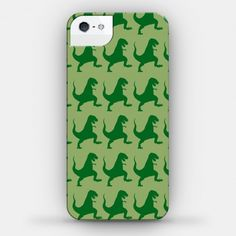 Dino Pattern | iPhone Cases, Samsung Galaxy Cases and Phone Skins | HUMAN