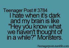 Often happens to me haha