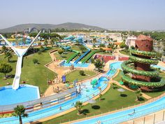 Aquashow Park Hotel, Algarve