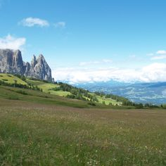 Seiser Alm perfect place for hiking, mountainbike & cycling