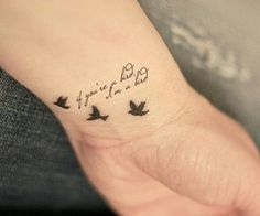 Cute Tattoo Lettering Design for Girls | Tattoos Pictures