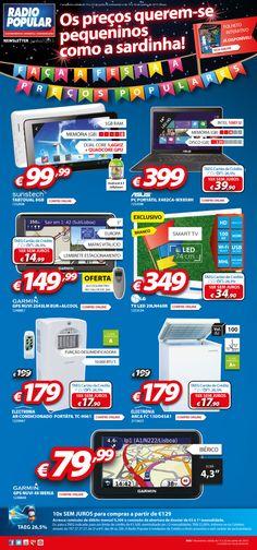 Newsletter - Os preços querem-se pequeninos como a sardinha!  http://www.radiopopular.pt/newsletter/2013/60/