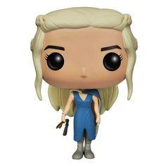 """Daenerys Targaryen est l'un des personnages principaux de la série """"Game Of Thrones"""" et des romans """"A Song Of Ice And Fire"""" dont la série est inspirée. Elle est la dernière..."""