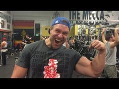 BACK IN THE GYM!! | Furious Pete
